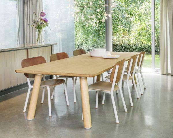 Emil rosi functionals eetkamer stoel