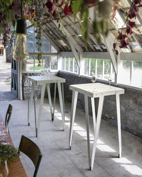 Lloyd High Table door Serener voor Functionals wit en parallel