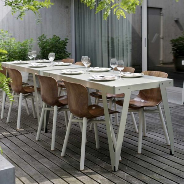 Lloyd Outdoor Table Functionals wit