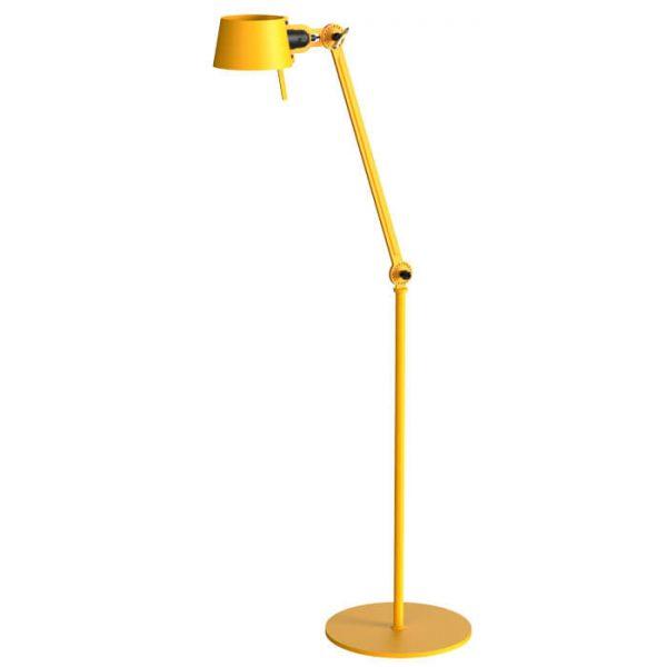 tonone vloerlamp geel