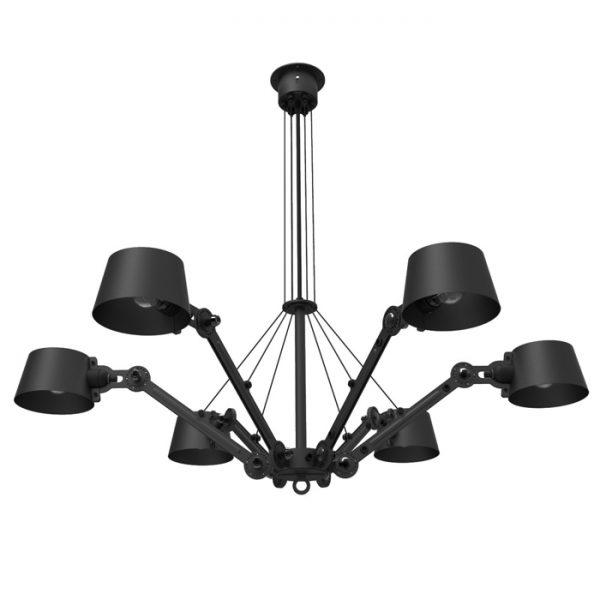 tonone bolt zwarte lamp