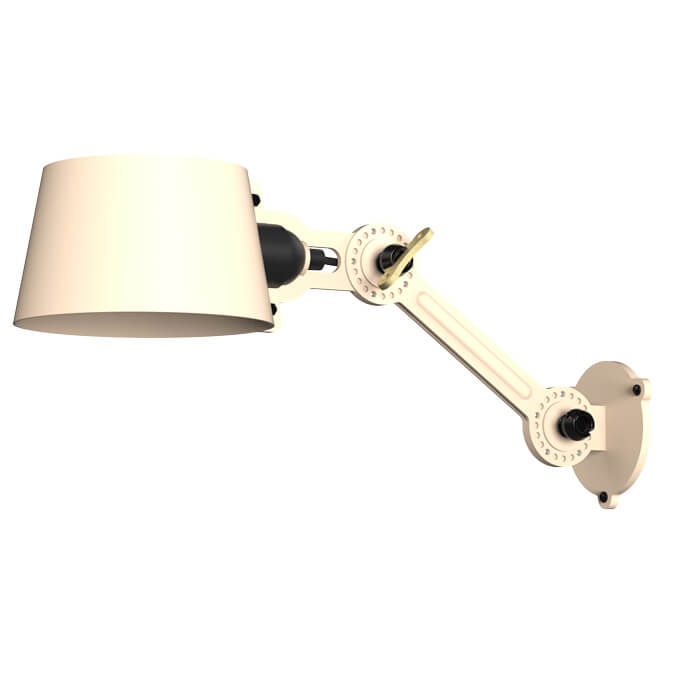 Gebroken Witte Wandlamp Tonone