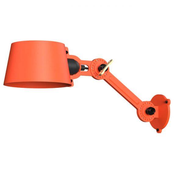 wandlamp oranje tonone