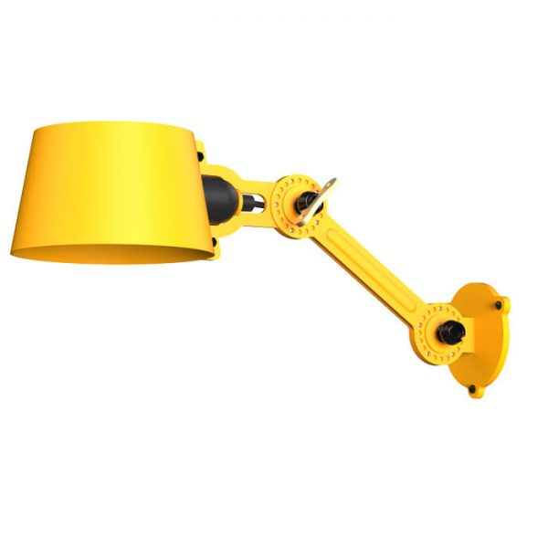 tonone wandlamp geel