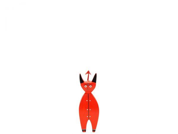 little devil wooden doll van vitra