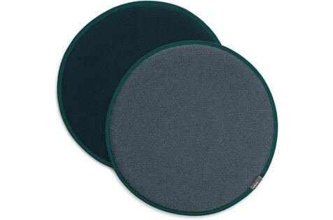 vitra seat dots blue