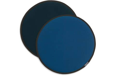 vitra seat dots blauw