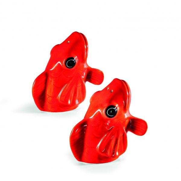 Fishes for dishes donkey peper en zout set koi