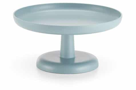 Vitra high tray in ice blue