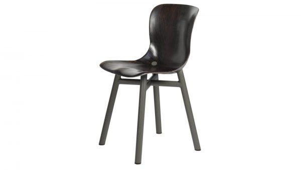 Wendela Functionals stoel donker grijs