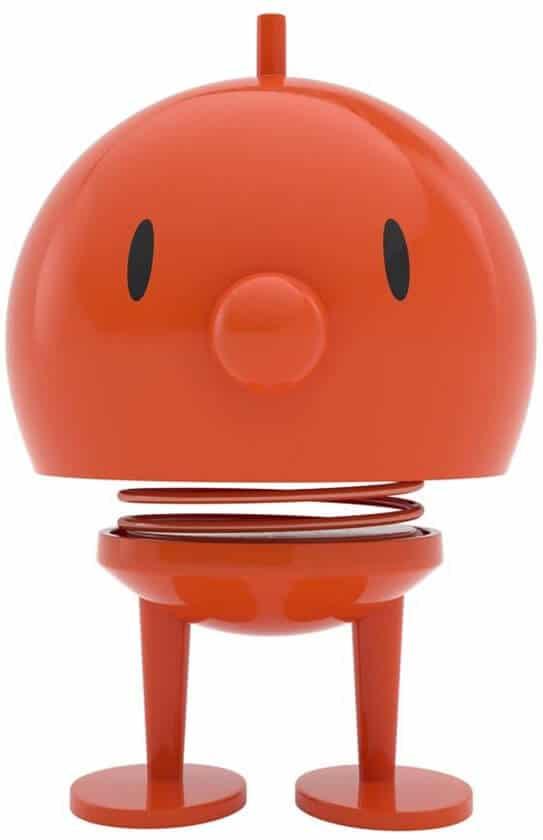 Bumble oranje hoptimist by d-sire