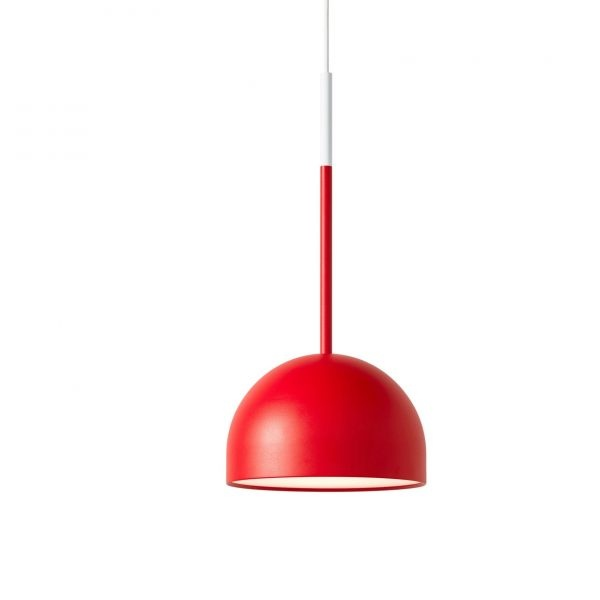 beaming Bobber Rond rood-wit d-sire
