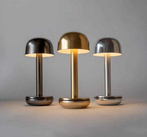 Humble Two oplaadbare tafellamp