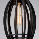 Ovo hanglamp zwart unnifique by d-sire