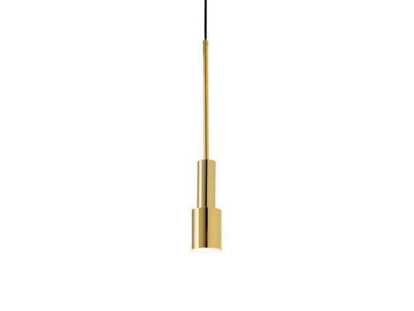 gouden hanglamp skylight frederik roije