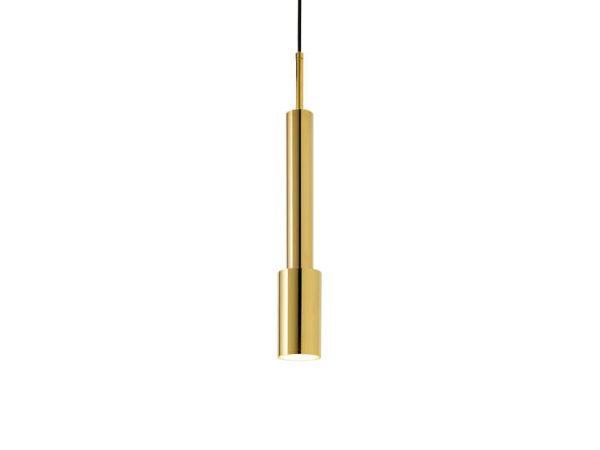 gouden plafondlamp frederik roije skylight