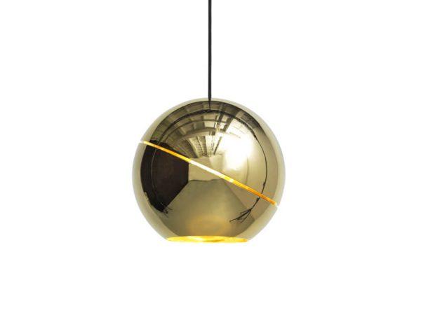gouden lamp sliced frederik roije