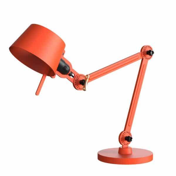 oranje desklamp tonone