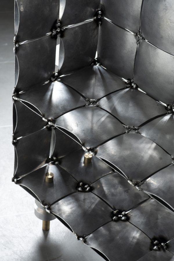 Design Kast Aluminium cabinet 6