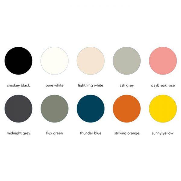 kleuren van tonone bolt dsire