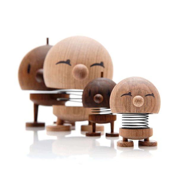 Hoptimist oak familie