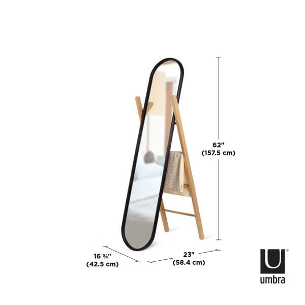 afmeting hub spiegel