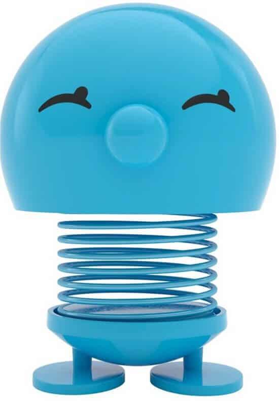 Hoptimist turquise blauw by d-sire
