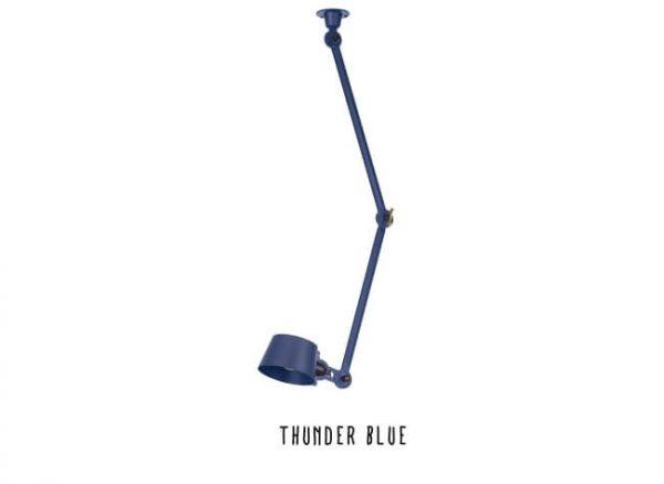 blauwe lamp tonone