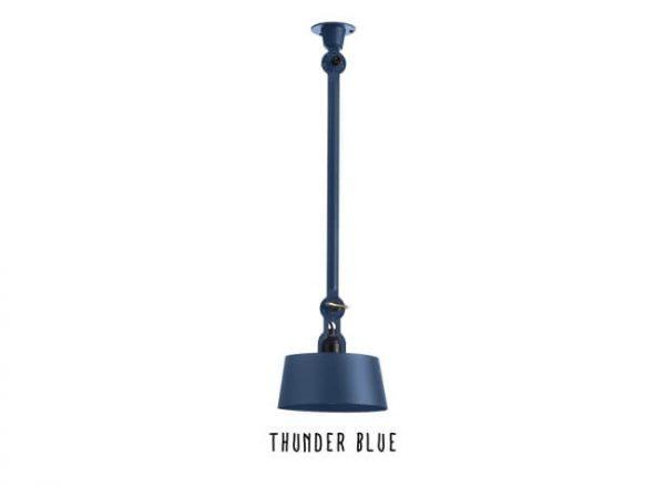 blauwe plafondlamp tonone bolt