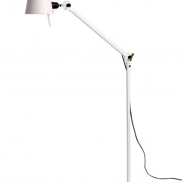 bolt vloerlamp pure white
