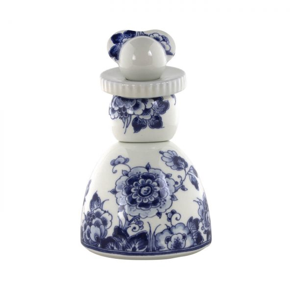 Classic Flower Proud Mary 2 Royal Delft