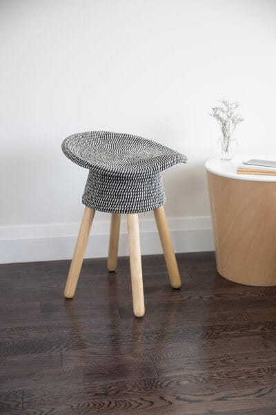 coiled stool umbra