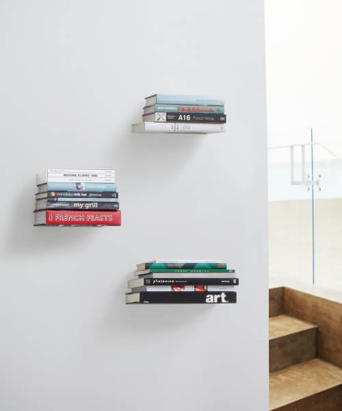 zwevende boekenplank umbra