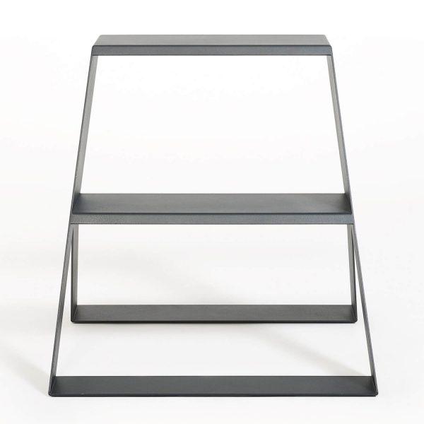 donker grijze split step trapje van frederik roije