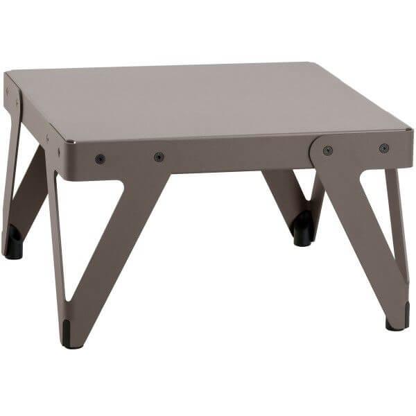 donker grijze lloyd tafel laag