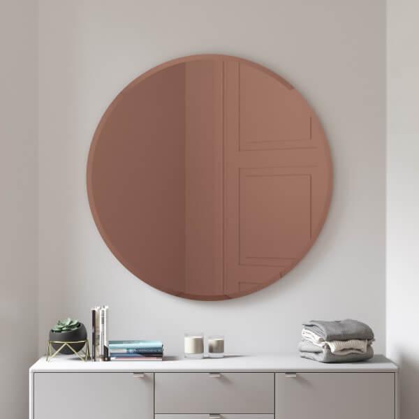 bevi ronde spiegel umbra