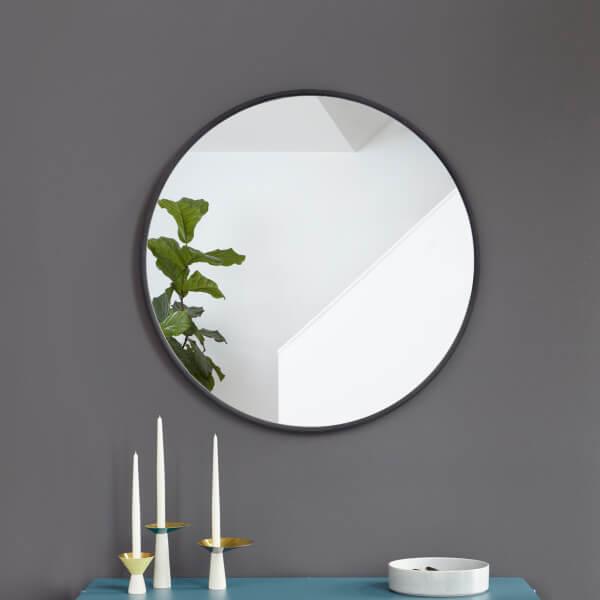 umbra HUB spiegel rond