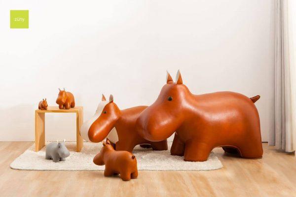zuny hippo familie