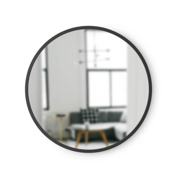 hub spiegel 46 cm zwart