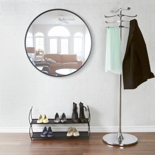 hub spiegel umbra zwart
