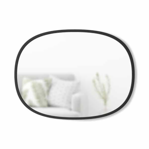 hub ovale spiegel umbra