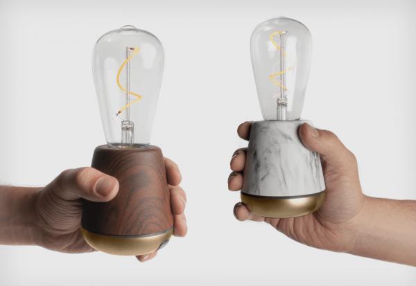 Humble oplaadbare lamp