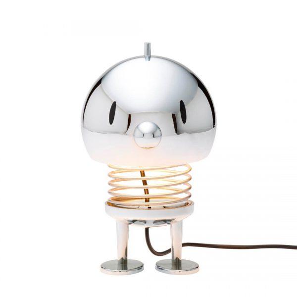 hoptimist lamp chroom
