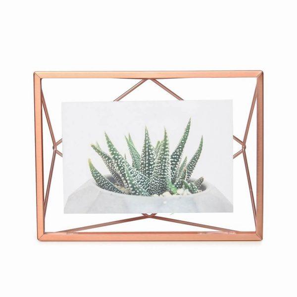 prisma fotolijst 10x15 copper