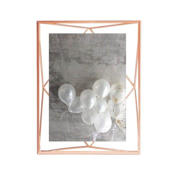 prisma fotolijst 13x18 copper umbra