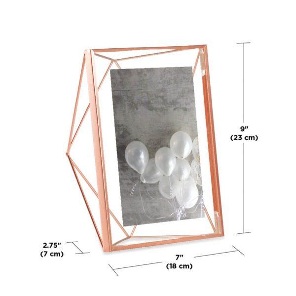afmeting fotolijst prisma 13x18