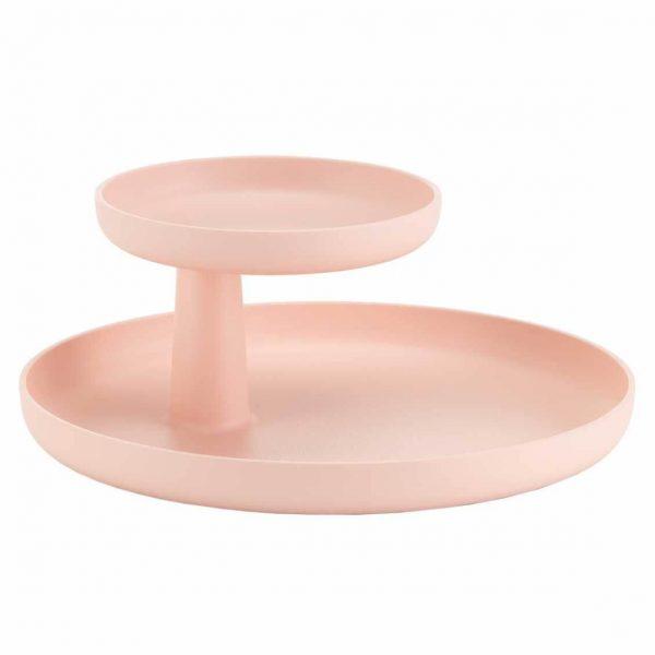 roze rotary tray van vitra