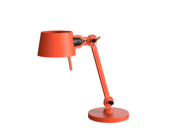 oranje tonone lamp