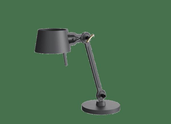 donker grijs bolt desk lamp tonone