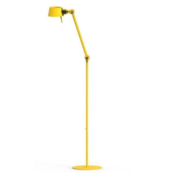 vloerlamp long geel